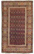 Antique Shirvan Oriental Rug