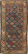 Antique Akstafa Prayer Rug