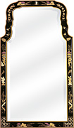 Chinoiserie / Chinese Style Mirror