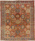 Bakshaish Antique Oriental Rug