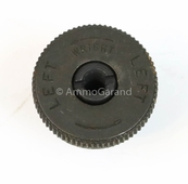 M1 Garand Rear Sight Windage Knob Wright Marked 5 mil on and M1A/M14 use