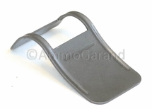 M1 Garand Rear Sight Cover Single Rib - New - Replacement