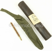 M1 Garand M10 Cleaning Rod Complete Set w/Sleeve and Brush 1960s <br>UNISSUED New Old Stock (NOS)