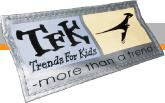 TFK - Trends For Kids All-Terrain Strollers