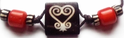Sankofa Brown Red