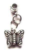Sisterloc Charm Small Butterfly