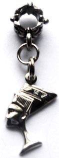 Nefertiti Hair Charm