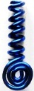 Single Coil Loose  Cobalt Blue