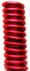 Plain Spiral Thick Red