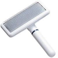 "Soft-Cushioned<br>4"" Slicker Brush<br>by Millers Forge™"