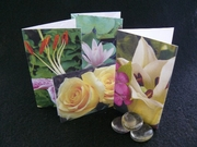 Gift Enclosures :: Beauty In Flowers :: GES01