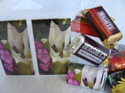 Candy Wrappers :: Beauty In Flowers :: HCW12