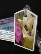Luggage Tags :: Beauty In Flowers :: LT12