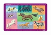 Crocodile Creek <br>Placemat <br>Horses