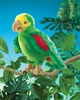 Folkmanis Puppet <br>Amazon Parrot