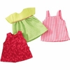 """HABA Doll Clothes <br>Summer Dresses <br>(for 12"""" and 13.5"""")"""