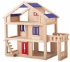 Plan Toys <br>Terrace Dollhouse
