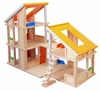 Plan Toys <br>Chalet Dollhouse