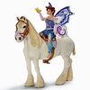 Schleich Fantasy <br>Limeya Elf Riding Set
