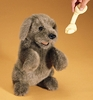 Folkmanis Puppet <br>Sitting Dog