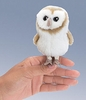 Folkmanis Puppet <br>Mini Barn Owl
