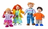 Plan Toys <br>Modern Doll Family