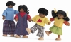 Plan Toys <br>Ethnic Family