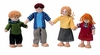 Plan Toys <br>Doll Family