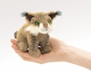 Folkmanis Puppet <br>Mini Bobcat