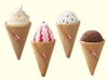 Haba Food <br>Ice Cream Cones