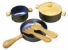 Plan Toys <br>Cooking Utensils