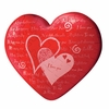 "Ravensburger Puzzle <br>60 Piece Puzzleball <br>Heart ""I Love You"""