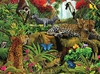 Ravensburger 100 Piece <br>Wild Jungle