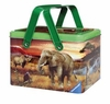 Ravensburger 100 Piece <br>Safari Friends with Tin