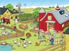 Ravensburger <br>100 Piece <br>On the Farm