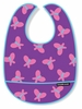 Crocodile Creek <br>Butterflies All Over Bib