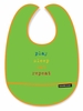 Crocodile Creek Bib <br>Play, Sleep, Eat