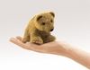 Folkmanis Puppet <br>Mini Grizzly Bear