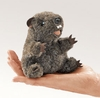 Folkmanis Puppet <br>Mini Groundhog