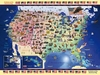 Ravensburger <br>300 Piece <br>USA Map