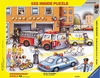 Ravensburger <br>Frame Puzzle<br>Fire Station