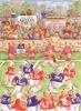 Ravensburger 35 Piece <br>Football Bears