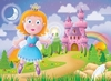 Ravensburger <br>60 Piece Puzzle <br>Fairy Princess