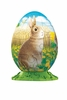 Ravensburger Puzzle <br>30 Piece Puzzleball <br>Bunny Egg
