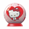 Ravensburger Puzzle <br>60 Piece Puzzleball <br>Hello Kitty Heart