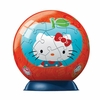 Ravensburger Puzzle <br>60 Piece Puzzleball <br>Hello Kitty Apple