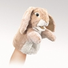 Folkmanis Puppet <br>Little Lop Rabbit
