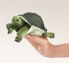 Folkmanis Puppet <br>Mini Turtle