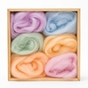 Wool Pets <br>Wool Roving <br>Spring Colors