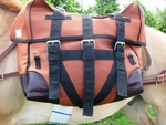 Brown Bear/Iron Cloth Pack Pannier Set